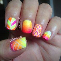 Instagram photo by jessie_jd #nail #nails #nailart