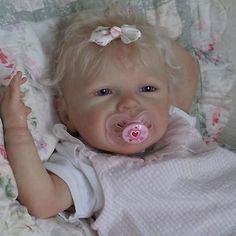 "Doves Nursery Realistic Reborn Baby ~ Toddler ""Jola"" Romie Strydom ~"