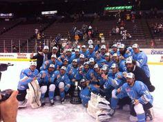 Alaska Aces Raise Third Kelly Cup Title
