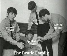 This book contains many jokes and memes about the Beatles, enjoy. Bingo, Beatles Meme, Beatles Guitar, Liverpool, Spoiled Kids, Funny Memes, Jokes, Fathers Love, The Fab Four
