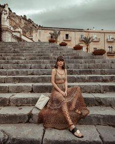 Paula Markert (@paulamarkert) • Instagram photos and videos Cute Photography, Sicily, Bohemian, Photo And Video, Instagram, Dresses, Videos, Photos, Fashion