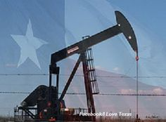 Oil and gas in our beloved state.