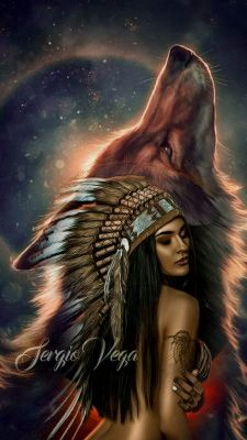 American Indian Art, American Indians, Native American, Wolves And Women, Moon Pictures, Bee Art, Badass Quotes, Eagles, Charcoal