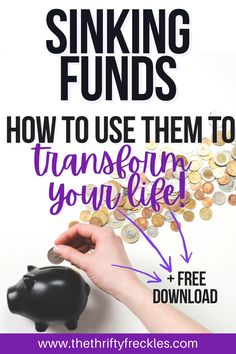 Not sure if you need sinking funds? you do! Sinking funds are the solution to always stay in budget. Check out this article to see sinking fund categories ideas, and get a free printable tracker #sinkingfundcategories #sinkingfundprintable #sinkingfundtrackerfree Budgeting Finances, Budgeting Tips, Money Tips, Money Saving Tips, Tracker Free, Sinking Funds, Making A Budget, Living On A Budget, Finance Organization