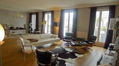 BYP-351 - Furnished 2 bedroom apartment for rent , 120 m² Rue Pierre Charon, Paris 8, 6000 €/M