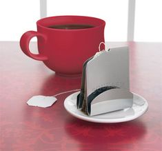 Tea Bag Squeezer  Squeasy tea bag squeezer allows you to get every drop from your teabag without scorching your fingers