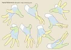 Drawing Tips 手のイラスト資料集 -Hand Reference Hand Drawing Reference, Drawing Reference Poses, Anatomy Reference, Male Figure Drawing, Drawing Base, Drawing Proportions, Anime Hand, Poses References, Anatomy Drawing