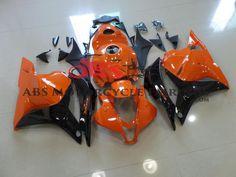 Orange 2009-2012 Honda CBR600RR Kings Motorcycle Fairings Golf Bags, Honda, Abs, Motorcycle, Orange, Black, Black People, Abdominal Muscles