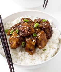 Slow Cooker General Tso's Chicken1 I use corn free starch