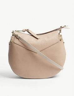 JIMMY CHOO Artie leather shoulder bag