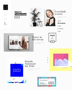 ABCD / Fashion Concept on Behance