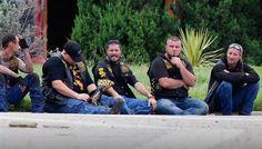 Nine dead as bikers unleash 'mass chaos' at Texas sports bar http://nbcnews.to/1deHK17
