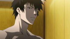 Kogami. HOT. I'm so 2D