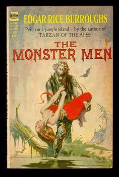 The Monster Men - Edgar Rice Burroughs