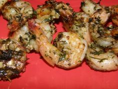 Make and share this Weight Watchers Grilled Green Shrimp recipe from Food.com.
