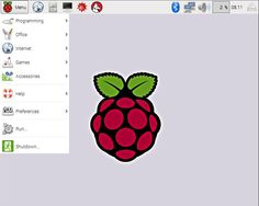 Raspberry Pi Software Overview Following is a list of some (not all) of the software installed with Raspbian. •	Archiver – file compression tool to create or extract. •	Calculator – calculator with basic, scientific and paper modes. •	Claws Mail - a powerful email client and news reader •	Debian Reference – Reference documents for Debian, the operating system that the Raspberry Pi's Raspbian is based on. •	File Manager – Lightweight graphical manager for files. •	Geany editor - an integra