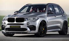 SUV-Tuning auf 750 PS: BMW-Tuner Manhart zeigt sein neuestes Projekt