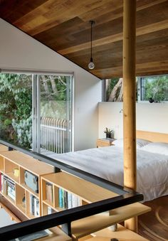 Inside An Incredible Japanese-Inspired Tiny Home