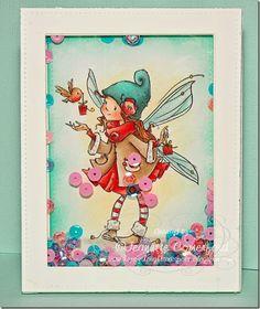 Happy Thoughts & Inkspots: Sugar Nellie ~ Hey Little Birdie