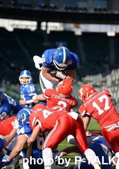 日本大学VS関西学院大学 2014年12月14日 @阪神甲子園球場