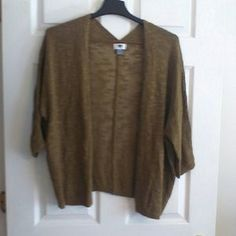"""Old Navy Sweaters - Old Navy Brown Sweater- Just REDUCED"""""""