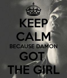 Delena, The Vampire Diaries, Season 4.<3