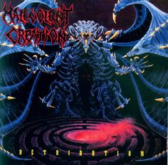 "Malevolent Creation ""Retribution"" (1992)"
