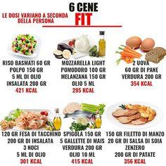 ricette di dieta ricca di alea