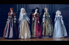 The Royal Jewels Collection by AyuAna   http://ayuana.deviantart.com/