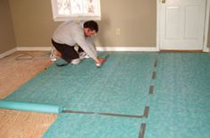 DIY Laminate Floor Installation - Extreme How To
