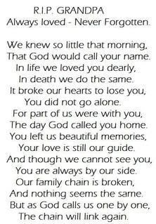 57 Best Rip grandpa images | Miss you dad, Miss you mom, Grief