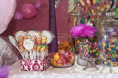 Candyland Birthday Party Ideas | Photo 1 of 31