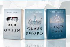 Win the Red Queen Trilogy in Hardcover!!!