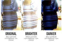3 formas de ver el vestido