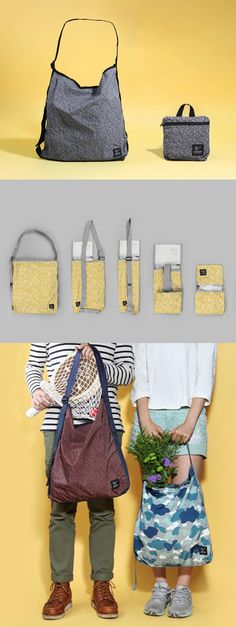This high quality Weekade Foldable Shoulder Bag is super portable, versatile, and oh so cute!! Grocery shopping, picnicking, and weekend trips will never be the same again!