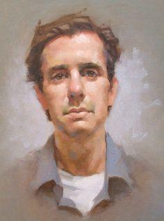 12 x 16 Oil Portrait