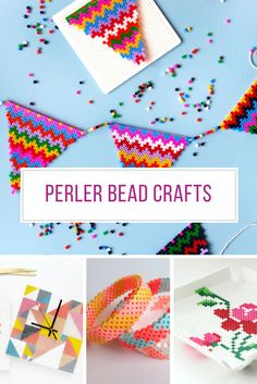 These DIY Hama bead crafts are brilliant! Thanks for sharing! Craft Projects For Kids, Crafts For Kids To Make, Diy Projects, Craft Ideas, Kids Diy, Project Ideas, Easy Arts And Crafts, Hobbies And Crafts, Loom Beading