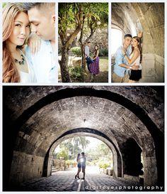 GAB and LIA | Engagement Session Prenup Idea - Prenup Location: Intramuros Manila Prenup Photos Ideas, Photo Ideas, Wedding Picture Poses, Wedding Pictures, Intramuros, Wedding Planning Timeline, Manila, Engagement Session, Wedding Photography