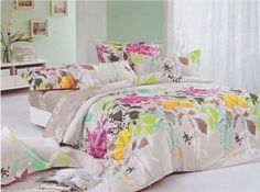 Amazon.com: Contrast Twin XL Comforter Set: Bedding & Bath