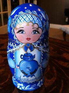 Beautiful - matryoshka doll