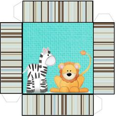 Animales: Mini Kit para Imprimir Gratis.