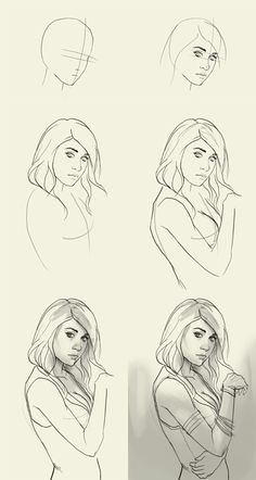 Drawing tutorial repinned by www.BlickeDeeler.de