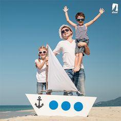 Tüm babaların babalar gününü kutluyoruz :) #alfasail #alfasailyelken #babalargunu #babalargünü #fathersday #sailing