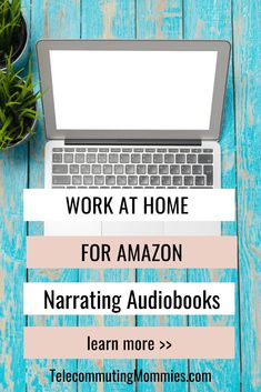 Narrate audiobooks while working from home #onlinejobs #remotejobs #makemoneyfromhome Amazon Work From Home, Work From Home Jobs, Make Money From Home, Make Money Online, Ways To Earn Money, Way To Make Money, Legitimate Work From Home, Making Extra Cash, Retirement Planning