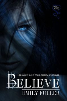 """To celebrate my book cover's release, here's a teaser quote from Believe. Enjoy! :)     """"After all, from all of the legends, these were vile creatures of the night that preyed on humans. Something soulless and damned. So, why did Drake look more like a gorgeous, otherworldly angel rather than a demon? I reminded myself that Lucifer himself was once the most beautiful angelic being before being cast down from Heaven. Looks can be deceiving."""" #paranormalromance #vampires #YA #fantasy #Believe"""