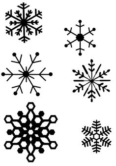 Snowflake Patterns For Hot Glue Gun Snowflakes I Think Will Be Decorating My Presents With These