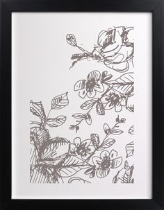 Click to see 'Botanical Sketch 2' on Minted.com