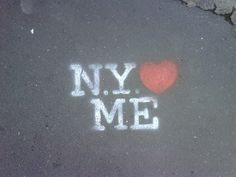 It's true. NY does <3 me. And I love it back! -Linda the Bra Lady
