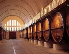 A gorgeous wine cellar in the heart of South Africa's Winelands. BelAfrique your personal travel planner - www.BelAfrique.com