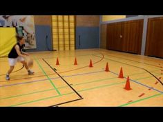 Jason Kidd Basketball Passing Drill for Youth and adult teams - YouTube
